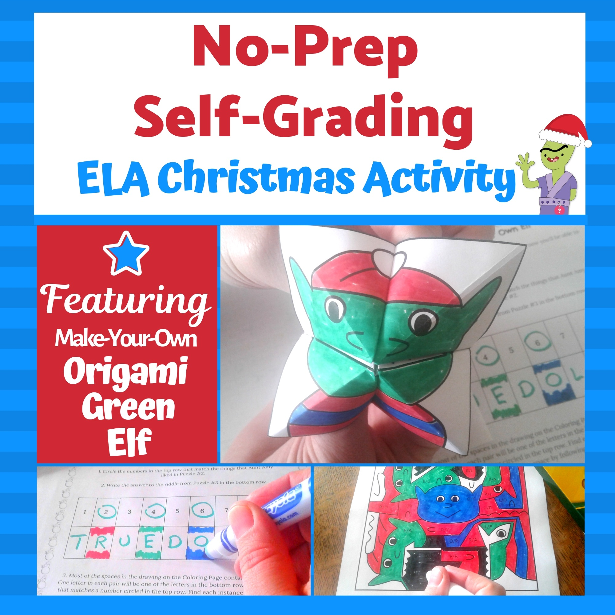 Christmas Activities For Middle School Kids Learning Resources