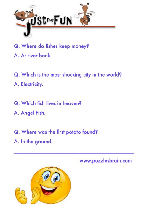 Just-for-fun-puzzles-questions-brainteasers