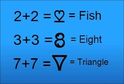 22 Fish 33 Eight 77 Logic Puzzle Brain Puzzles