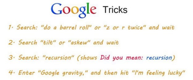 Funny google-best-tricks