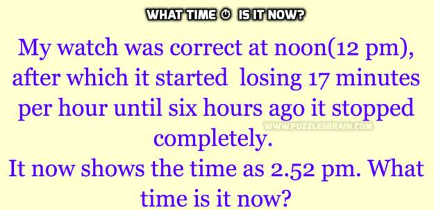 What-time-is-it-now-puzzles-with-answer