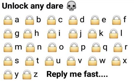 Whatsapp Game Unlock Any Dare Puzzles Qna