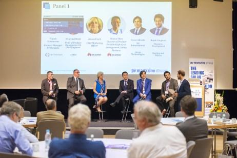 Fututre PV Roundtable, Intersolar Europe 2018