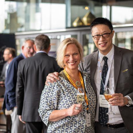 October 4, 2018, Melbourne, Australia - All Engergy trade fair.