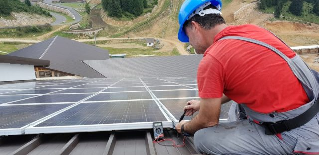 Image result for ICON's Solar Array Test