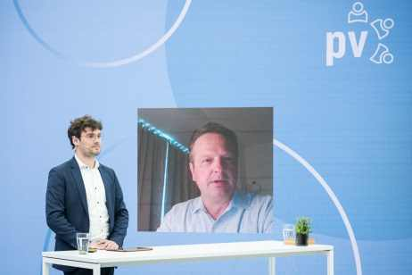 Roundtables Europe 2021 on June 9 in Berlin. Foto: pv magazine | Stefanie Loos