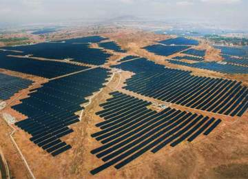 Low cost of solar is helping India increase electricity production