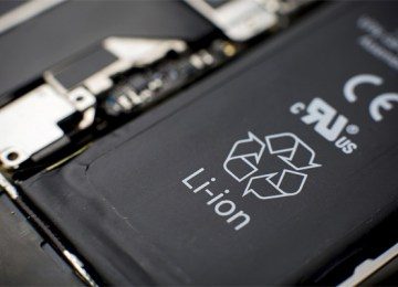 Pushing lithium ion batteries to the next performance level: for longer battery life