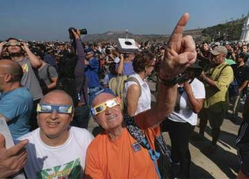 After-effects of the total solar eclipse on solar power capacity