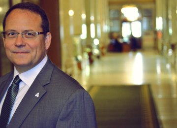 Mike Schreiner Talks Debut in Politics and His Thoughts On Energy Policy in Ontario