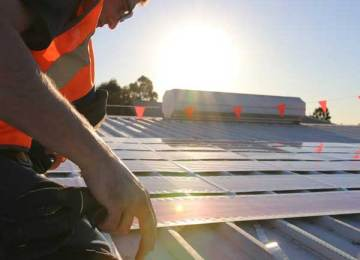 Solar panels you can print and stick on your roof