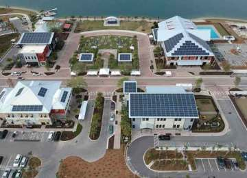Babcock Ranch: a sustainable 'all-solar' city in Florida