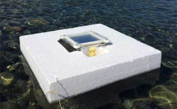Innovative low-cost technology uses solar energy to turn seawater into drinking water