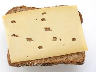 Kaas van het brood
