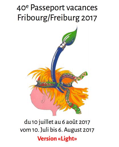 Passeport vacances Fribourg «Light»