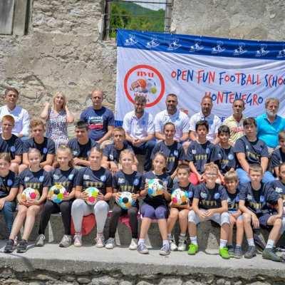 Donacija BREZNICE djeci Andrijevice