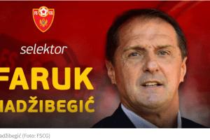Faruk Hadžibegić je selektor Crne Gore!