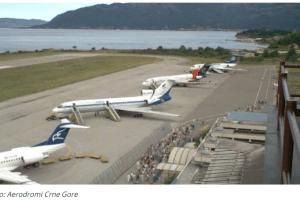 Sve VIŠE žele da ULAŽU u CG: Turske kompanije spremne da preuzmu upravljanje aerodromima
