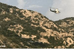 Pao helikopter u Golubovcima