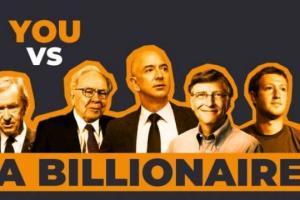 Evo za koliko sekundi najbogatiji ljudi na svijetu zarade vašu platu
