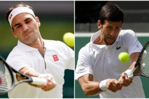 Spektakl na Vimbldonu: Đoković i Federer igraju za titulu!