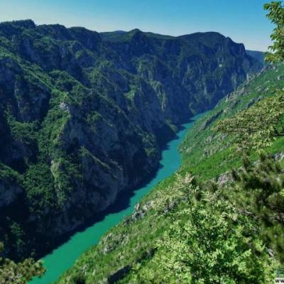 Kanjon rijeke TARE: Prirodna ljepota čije je bogatstvo NENADMAŠNO!