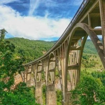 Most na Đurđevića Tari: Savršena građevina kojoj se DIVI cijela Evropa!
