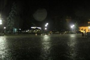 I danas moguće nepogode, kiša i pljuskovi
