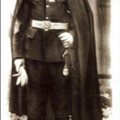 Potomci oficira crnogorske vojske, Omer-bega Bajrovića u Beogradu
