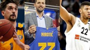 TOP 10 evroligaških igrača sa najvećim primanjima: Mirotić predvodnik, slijede Šved, Tavares…