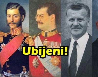 Svi atentati na balkanske lidere: Kako su ubijeni vladari i političari