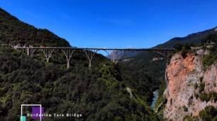 VIDEO: Veliko ČUDO naše Crne Gore: Upoznajte rijeku Taru – Suzu Evrope i pravu iskonsku ljepotu!