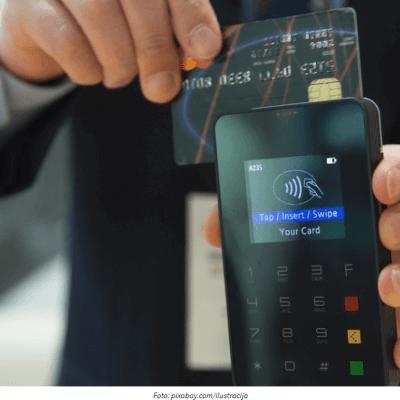 CG prednjači u regionu po korišćenju platnih kartica