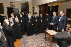 POČETAK RASPADA SPC? Tri srpske eparhije u SAD usvojile svoj ustav i promijenile ime