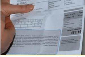 Julski račun 37 eura, struju najviše troše Ulcinjani, najmanje Pljevljaci