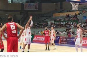 """Crna Gora slavila u Kini: """"Crveni"""" dominirali protiv Irana"""