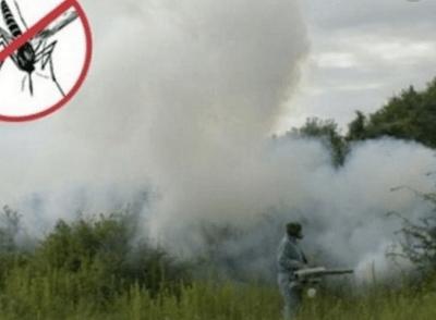 OBAVJEŠTENJE o zaprašivanju komaraca