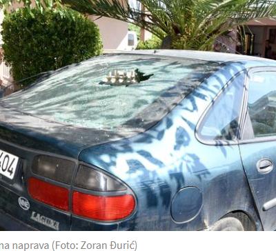 Policija rasvijetlila bombaški napad na imovinu službenika ZIKS-a?