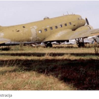 Pronađen avion koji se SRUŠIO 1951. godine: Prevozio 500 kilograma KRZNA