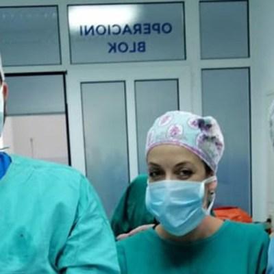 U barskoj bolnici hirurg izvadio tumor od 13 kilograma