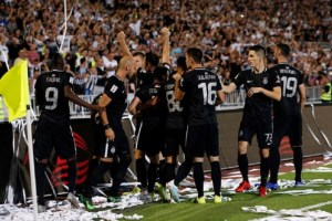 Partizan čeka velikana sa Old Traforda