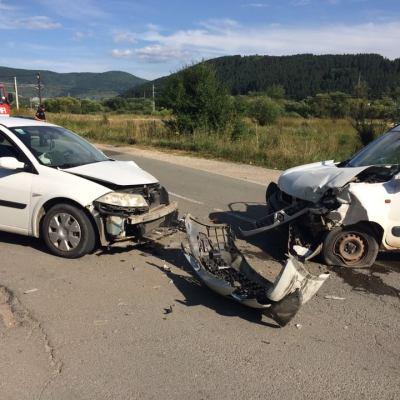 Saobraćajni udes u Pljevljima, kod Debele česme