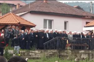 U Pljevljima je uz prisustvo velikog broja građana Pljevalja, Crne Gore i regiona kao i predstavnika islamske zajednice  sahranjen Jakub Durgut