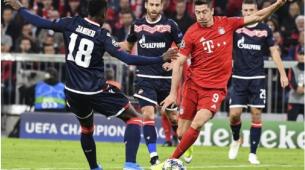 Real nemoćan u Parizu, Savić dao gol Juveu, moćni Dinamo, Zvezda pala u Minhenu
