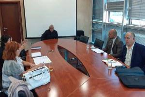 Predstavnici Autonomnog građanskog pokreta održali sastanak u Upravi za inspekcijske poslove