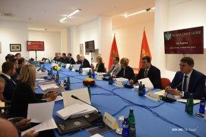 OO DPS Pljevlja: Sjednica Vlade CG u Pljevljima jedan od najznačajnijih događaja u modernoj istoriji naše opštine