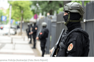 UPRAVA POLICIJE RASPISALA TENDER – Za gas maske i suzavac 190.000 eura