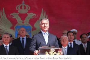 Sačuvali mjesto Svetozara Marovića, Markoviću ostaje zamjeničko
