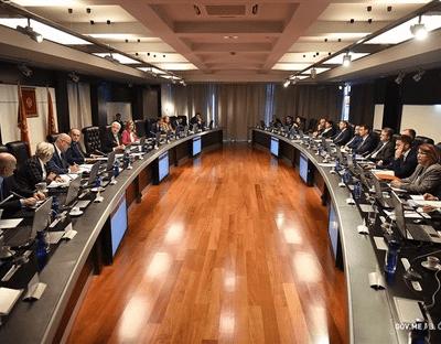 139 sjednica Vlade Crne Gore u četvrtak u Pljevljima