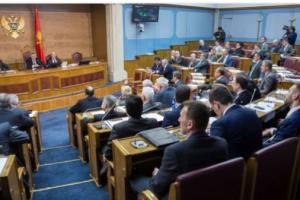 Kažnjeno pet poslanika Demokratskog fronta, prva kazna za nekog poslanika DPS-a